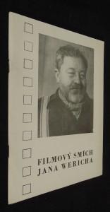 náhled knihy - Filmový smích Jana Wericha