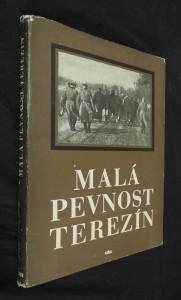 náhled knihy - Malá pevnost Terezín : dokument čs. boje za svobodu a nacistického zločinu proti lidskosti