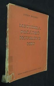 náhled knihy - Metodika počátků houslové hry