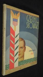 náhled knihy - Památník Československého Výboru Světové Výstavy v Chicagu 1933