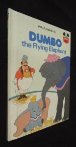 náhled knihy - Dumbo the Flying Elephant