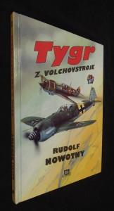 náhled knihy - Tygr z Volchovstroje