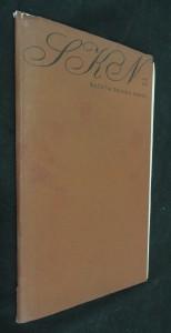 náhled knihy - SKN : 1875-1975 : Každým dechem básník : [Výbor básní S.K. Neumanna k jeho 100. výročí narození]