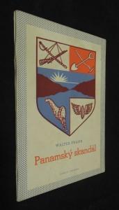 náhled knihy - Panamský skandál : [výňatek z díla Nationalismus und Demokratie im Frankreich der Dritten Republik 1871-1918]