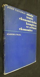 náhled knihy - Nástin teorie ekonomického komplexu ve světové ekonomice