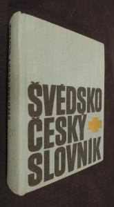 náhled knihy - Švédsko-český slovník