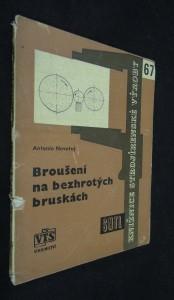 náhled knihy - Broušení na bezhrotých bruskách