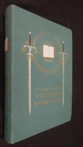 náhled knihy - Velikáni našich dějin : obrazy životopisné a kulturní