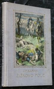 náhled knihy - Žižkovo pole : román z XV. věku