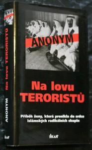 náhled knihy - Na lovu teroristů : příběh ženy, která pronikla do srdce islámských radikálních skupin