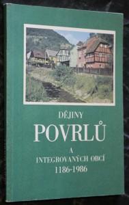 náhled knihy - Dějiny Povrlů a integrovaných obcí 1186-1986