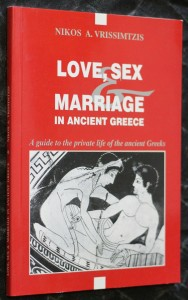 náhled knihy - Love, sex, marriage in ancient Grrece