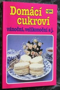náhled knihy - Domácí cukroví : [vánoční, velikonoční aj.]