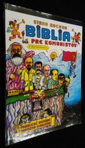 náhled knihy - Biblia pre komunistov a Pobiblické histórie marxizmu-senilizmu