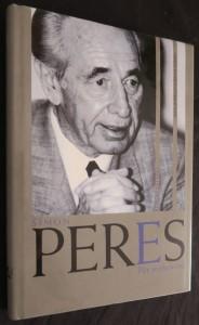 náhled knihy - Šimon Peres : pět rozhovorů