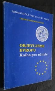 náhled knihy - Objevujeme Evropu : kniha pro učitele