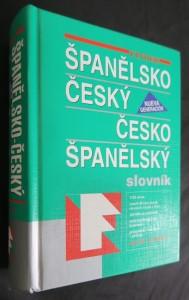 náhled knihy - Španělsko-český, česko-španělský slovník = Diccionario español-checo, checo-español