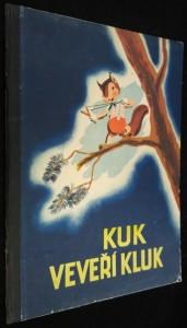 náhled knihy - Kuk-veveří kluk
