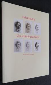 náhled knihy - Une photo de grand-mère