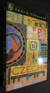 náhled knihy - Czech: A complete course for beginners
