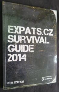 náhled knihy - Czech republic: Survival guide & business directory 2014