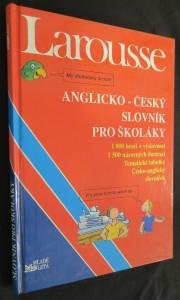 náhled knihy - Anglicko-český slovník pro školáky