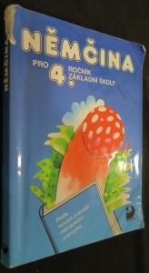 náhled knihy - Němčina pro 4. ročník základní školy