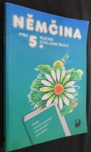 náhled knihy - Němčina pro 5. ročník základní školy
