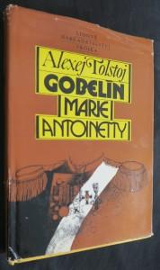 náhled knihy - Gobelín Marie Antoinetty
