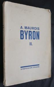 náhled knihy - Byron. Díl II