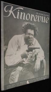 náhled knihy - Kinorevue, č. 34, roč. X