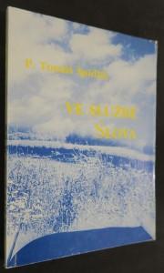 náhled knihy - Ve službě slova : Řeči nedělní a sváteční. Cyklus B