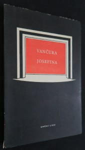 náhled knihy - Josefina