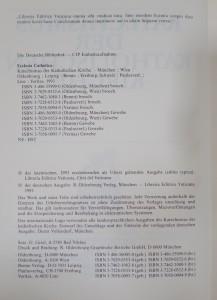 antikvární kniha Katechismus der Katholischen Kirche, 1993