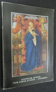 náhled knihy - Koninklijk Museum voor Schone Kunsten: Deel I. Oude Meesters