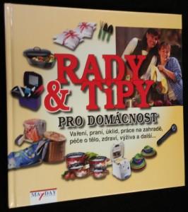 náhled knihy - Rady & tipy pro domácnost, aneb co nám babička zapomněla říct