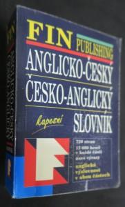 náhled knihy - Anglicko-český, česko-anglický slovní