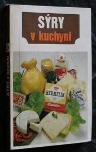 náhled knihy - Sýry v kuchyni