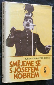 náhled knihy - Smějeme se s Josefem Kobrem