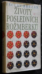 náhled knihy - Životy posledních Rožmberků I. díl