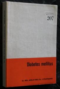 náhled knihy - Diabetes mellitus