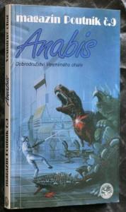 náhled knihy - Anabis : dobrodružství Vesmírného ohař