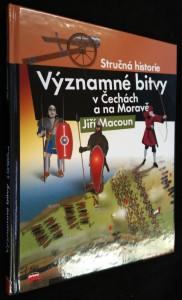 náhled knihy - Významné bitvy v Čechách a na Moravě