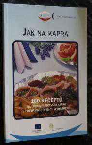náhled knihy - Jak na kapra, 160 receptů na úpravu především kapra s povídáním o rybách a rybářství