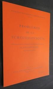 náhled knihy - Problèmes de la Tchécoslovaquie : déclarations faites par le Président de la République Tchécoslovaque Dr. Edouard Beneš dans le Nord de la Bohêm