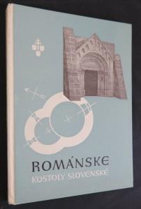 náhled knihy - Románske kostoly slovenské