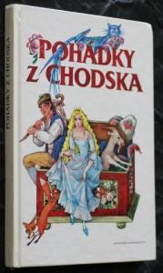 náhled knihy - Pohádky z Chodska