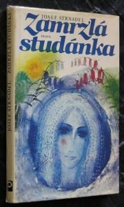 náhled knihy - Zamrzlá studánka : pohádky a pověsti zpod Radhoště