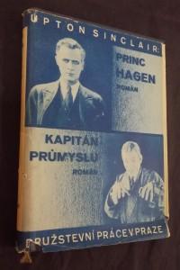 náhled knihy - Princ Hagen, Kapitán průmyslu