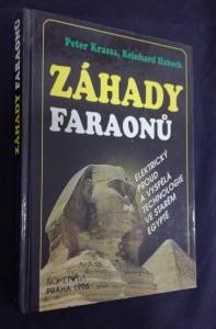 náhled knihy - Záhady faraonů : elektrický proud a vyspělá technologie ve starém Egyptě